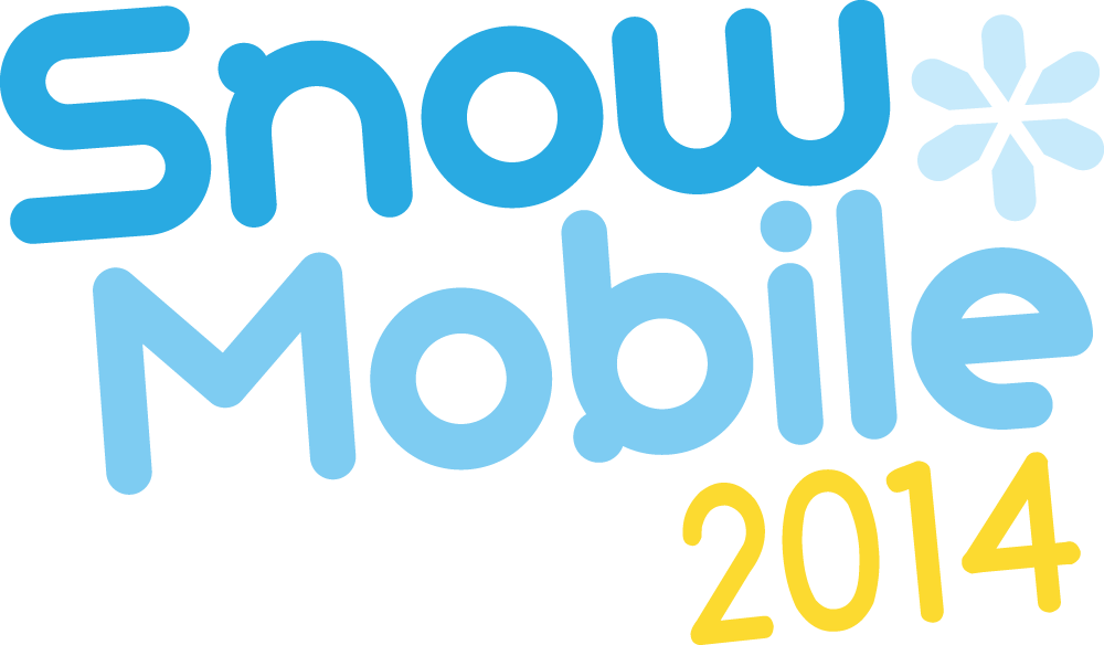 Snow*Mobile 2014 Logo