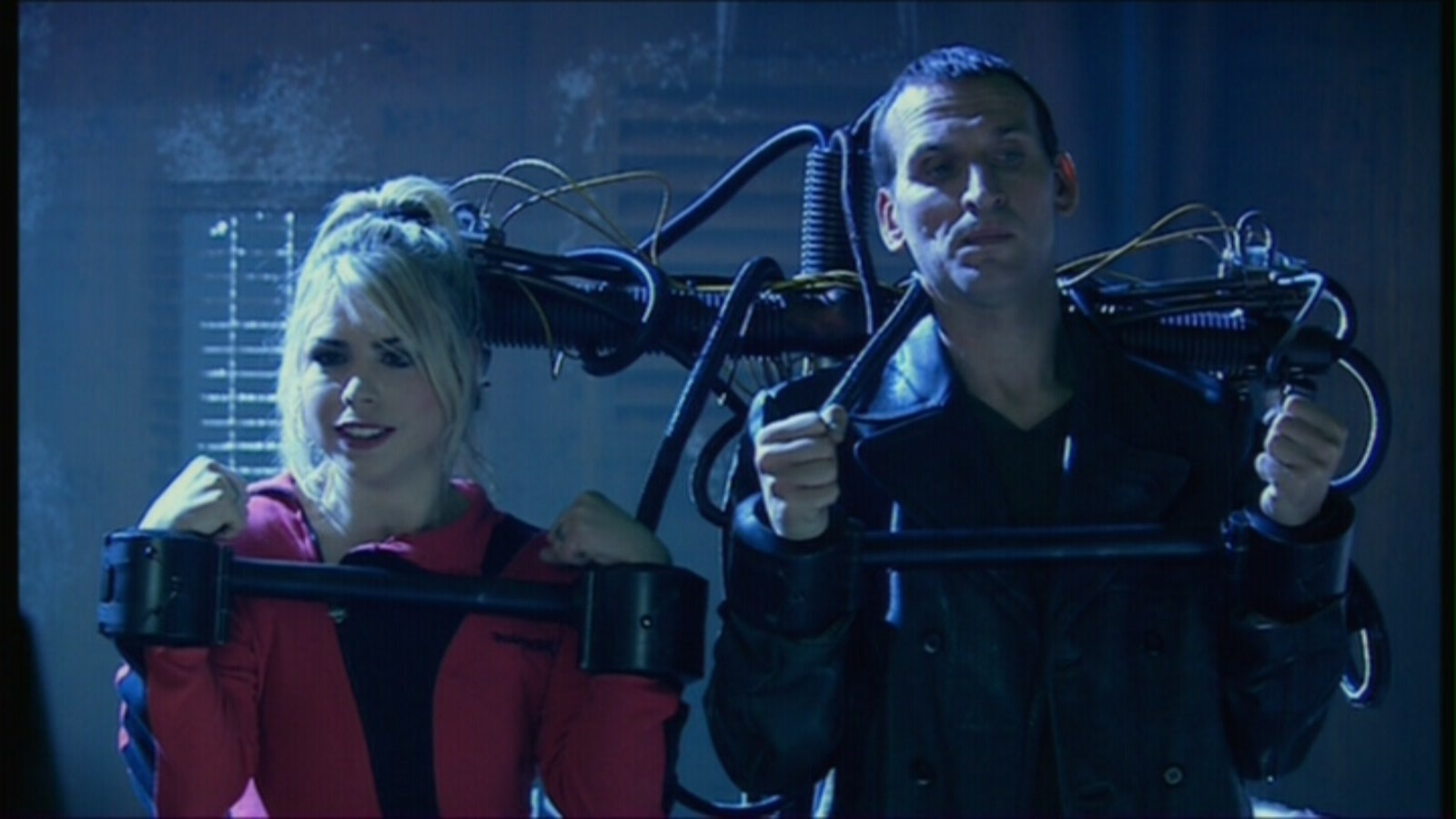 Eccleston and Piper take on the future.